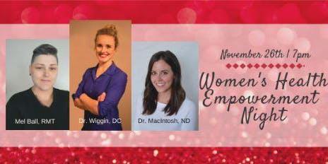 Women's Health Empowerment Night