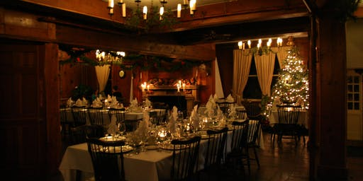 Downton Abbey Dinner  Dec 6  Sold  Out