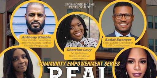 Community Empowerment Series: Real Estate Seminar #RevNola