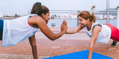 Women's Fitness with That Girl Training