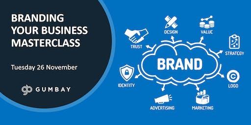 Branding Your Business Masterclass