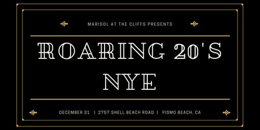 New Year's Eve 2019 Roaring 20's at Cliffs Hotel and Spa