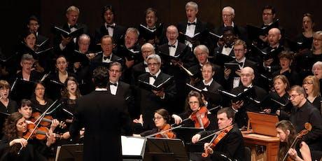 Les quatre messes brèves de J.S. Bach - Choeur St-Laurent  &  Les Boréades tickets