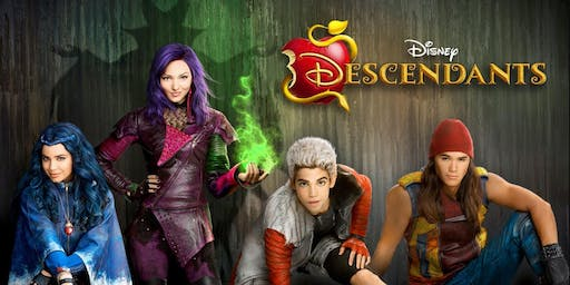 The Descendants are coming to South Florida for a free show!