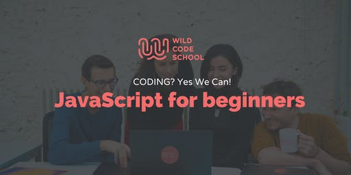 Coding? Yes we can! JavaScript for beginners