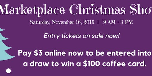 Marketplace Christmas Show, Barrie