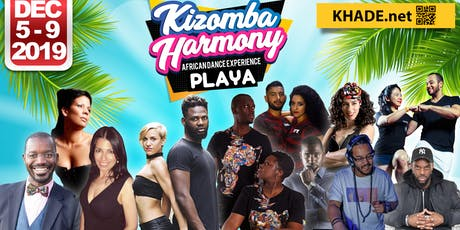 Kizomba Harmony African Dance Experience 2019 entradas