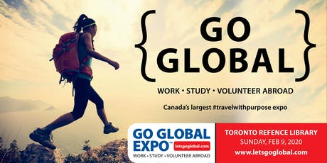 Go Global Expo, Toronto tickets