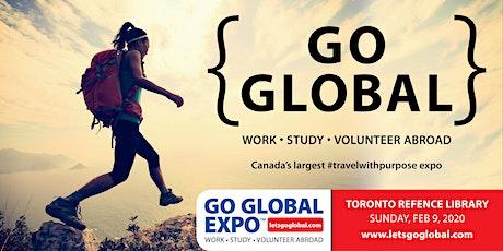 Go Global Expo, Toronto tickets