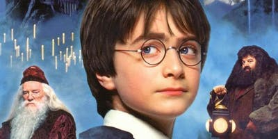 Harry Potter and the Philosophers Stone: OUTDOOR CINEMA
