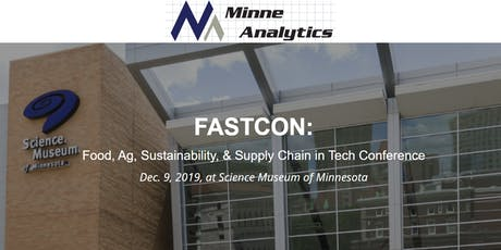 FASTCON: Food, Ag & Supply Chain in Tech Conference tickets