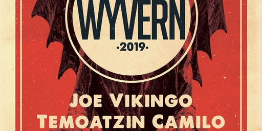 Joe Vikingo -  Festival Wyvern 2019