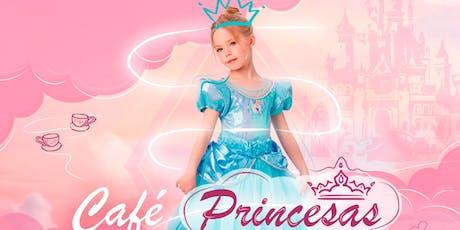 Desconto: Café das Princesas, no Teatro Dr. Botica ingressos