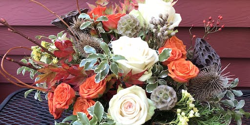 Holiday Flowers & Tablescapes with Lightbox Salon - SOLD OUT