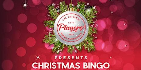 Christmas Players Bingo - Camden Town tickets