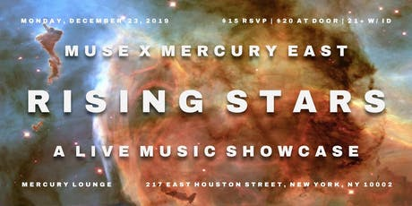 Rising Stars Showcase feat. Pete & LA, BIZ, Osa, Zero, Sav, Sage tickets