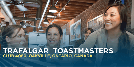 Trafalgar Toastmasters Meetings