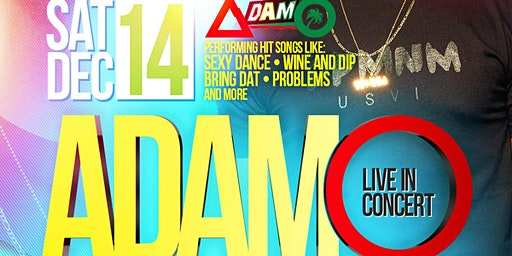ADAM O LIVE IN CONCERT