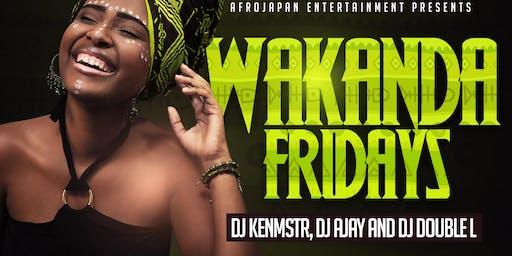 Wakanda Friday