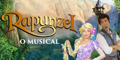 Desconto: Rapunzel, O Musical, no Teatro Dr. Botica ingressos