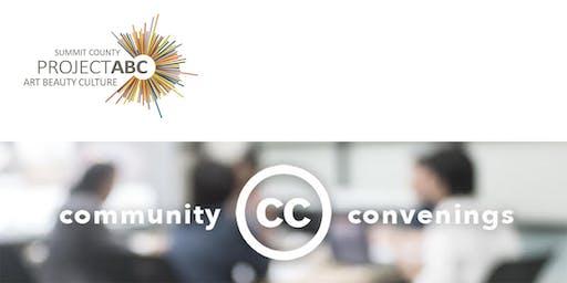 Project ABC Community Convening // Public Art + Community Building