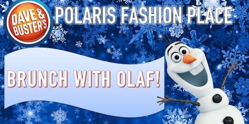 D&B Polaris Brunch with Olaf!