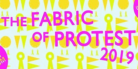 The Fabric of Protest tickets