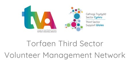 Torfaen Third Sector Volunteer Management Network tickets