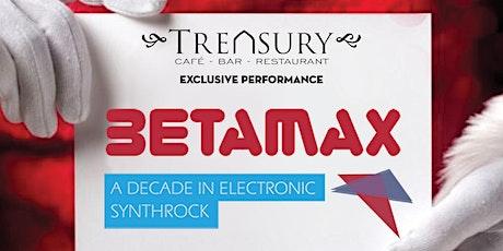Betamaxmas 80s - Treasury Bar Plymouth tickets