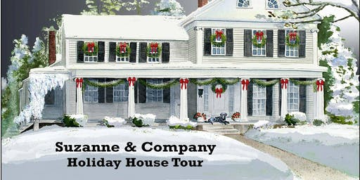 Suzanne & Co Holiday House Tour