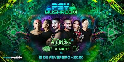 Psy Mushroom - Evolution