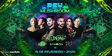 Psy Mushroom - Evolution ingressos