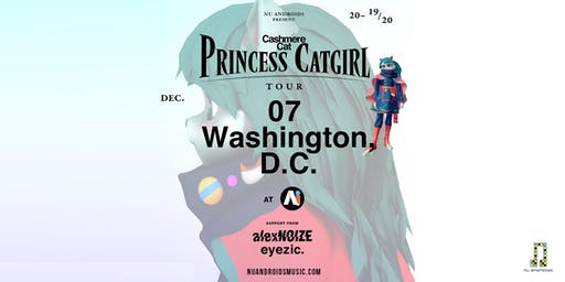 Cashmere Cat at A.i. (18+)