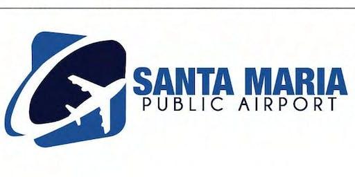 CEO Roundtable Santa Maria Airport Tour