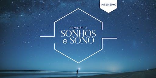 Seminário Sonhos e Sono Espiritual - Intensivo | RJ