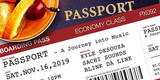 PASSPORT MIAMI | SHH LOUNGE | MIAMI BEACH | FREE RSVP | SAT NOV 16