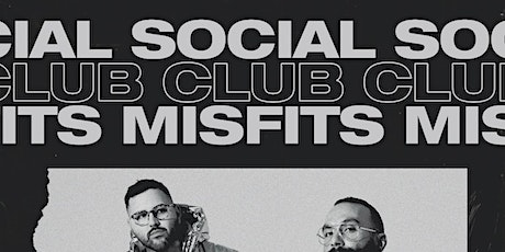 Social Club Misfits @ Holy Diver tickets