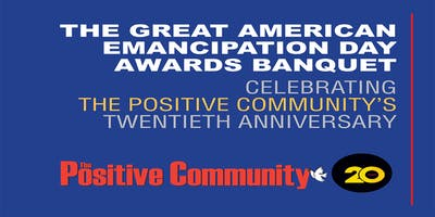 The Positive Community 20th Year Anniversary