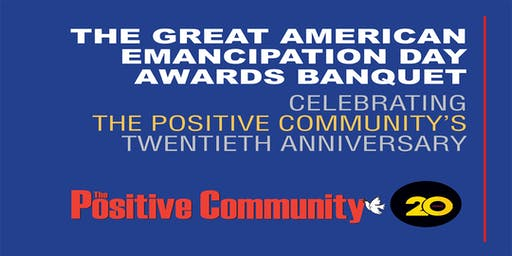 The Positive Community 20th Anniversary