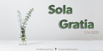 Sola Gratia 2020 - Women's Conference (Bilingual)