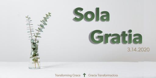 Sola Gratia 2020 - Women's Conference (Bilingual)