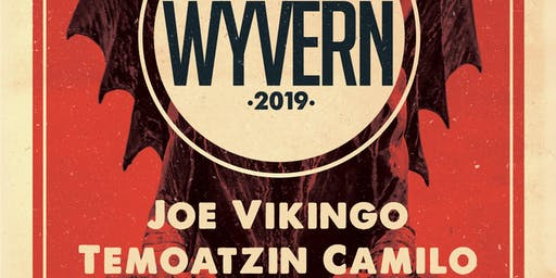 Temoatzin Camilo - Festival Wyvern 2019