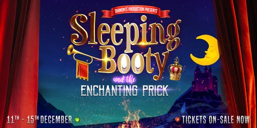 Diamonté Productions: Sleeping Booty and the Enchanting Prick