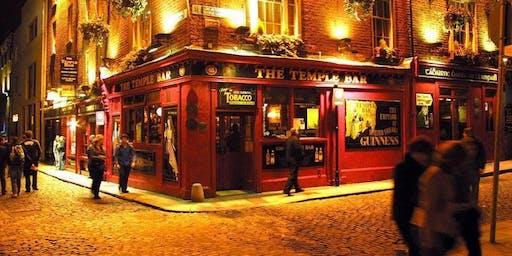 Paddy's Irish Pub Tour  Kick Off