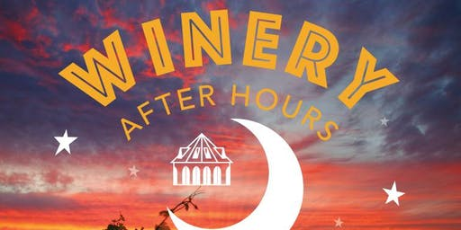 Winery After Hours featuring Douglas Cameron