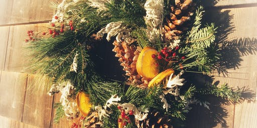 Evergreen Wreath Making Workshop