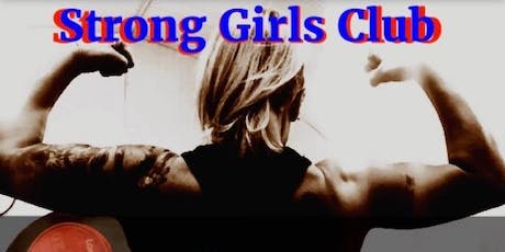 Strong Girls Club 2 tickets