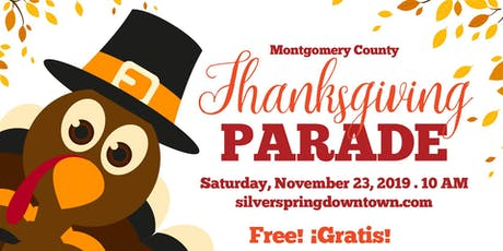 Raffle for Montgomery County Thanksgiving Parade Grandstand Tickets 2019 tickets