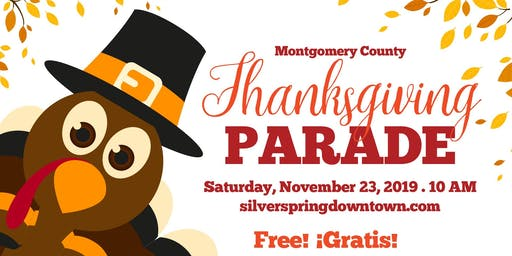 Raffle for Montgomery County Thanksgiving Parade Grandstand Tickets 2019