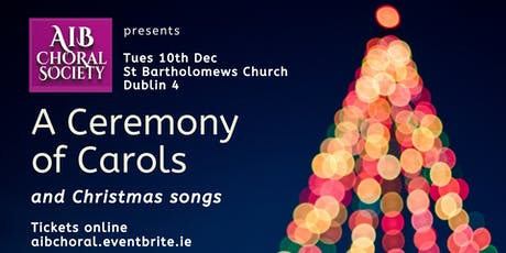 A Ceremony of Carols with AIB Choral Society tickets